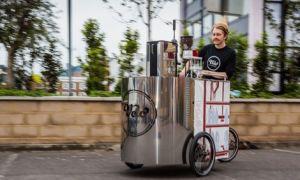 Бизнес идея: кофеварка — велосипед