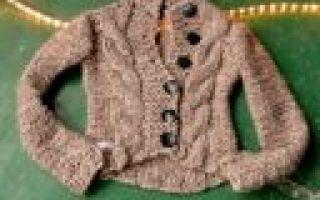 Свой бизнес по производству и продаже вязаной одежды