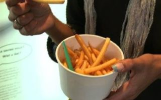 Идея для бизнеса: вендинговый автомат для приготовления картофеля-фри