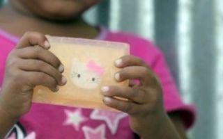 Бизнес идея: детское мыло с игрушкой