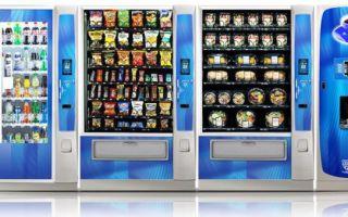 Окупаемость снековых автоматов
