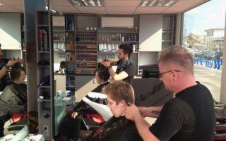 Идея для бизнеса: парикмахерская на автозаправке
