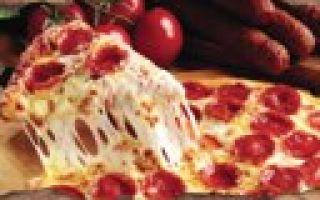 Идея бизнес: пицца плюс фильм