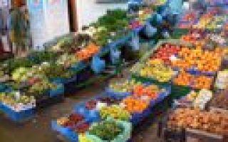 Свой бизнес: открытие магазина фермерских продуктов