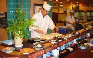 Как открыть суши-бар, ресторан японской кухни