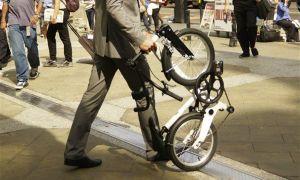 Бизнес идея: раскладной велосипед