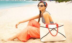 Бизнес идея: пляжная сумка не собирающая песок