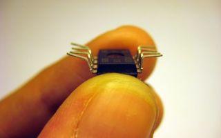Идея бизнеса: школьники с чипами
