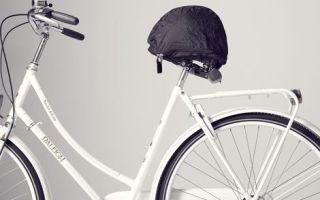 Бизнес идея: чехол для хранения велосипедного шлема