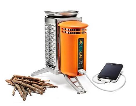 дровяная горелка электрогенератор