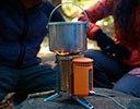 горелка электрогенератор BioLite CampStove