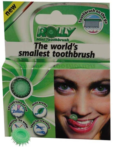 rolly-brush - жевательная зубная щетка