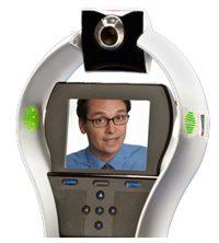 робот -виртуальное присутствие