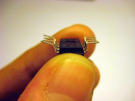 бизнес идея - школьники с чипами
