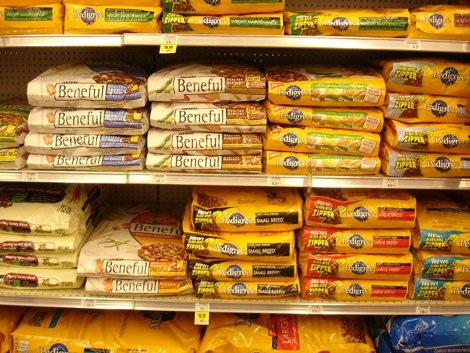 продажа и доставка еды, кормов для животных