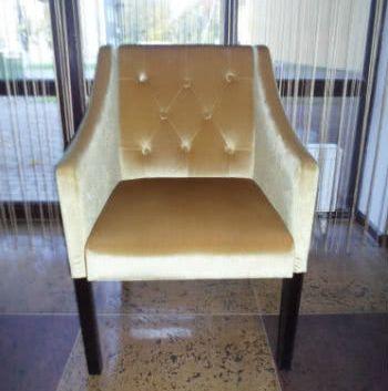 Перетяжка стульев, кресел, диванов